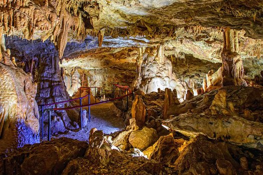 day bike tour to kingdom of Festina cave - Cycle Crotia