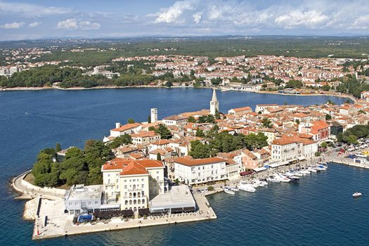Day bike tour from Porec - Cycle Croatia