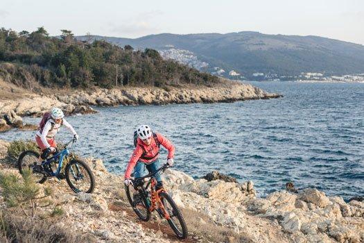 Hotel & MTB multi-day tour Rabac/Istria - Cycle Croatia