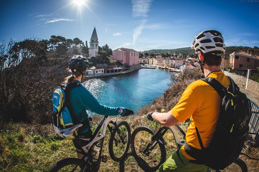 MTB Cruise Kvarner Bay Standard - Cycle Croatia