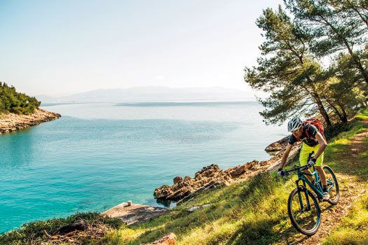 MTB Cruise National Parks of Dalmatia Standard - Cycle Croatia