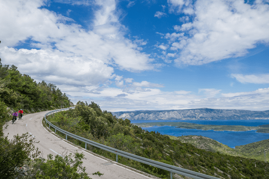 Bicycle cruise South Dalmatia - Cycle Croatia