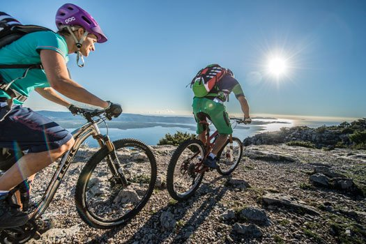 Croatia - Guided MTB multi-day tours