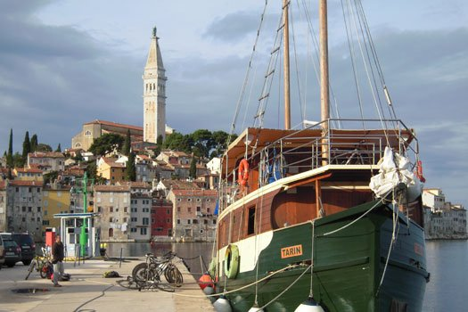Istria - boat & bike tour - Cycle Croatia