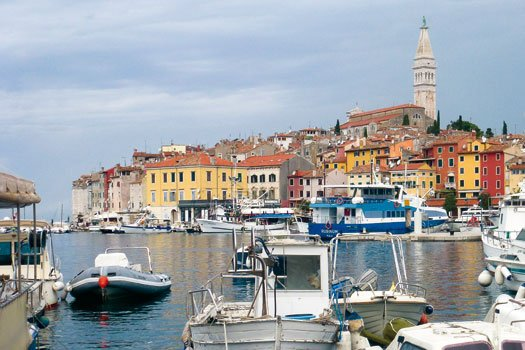 Istria - guided cycling multi-day tours