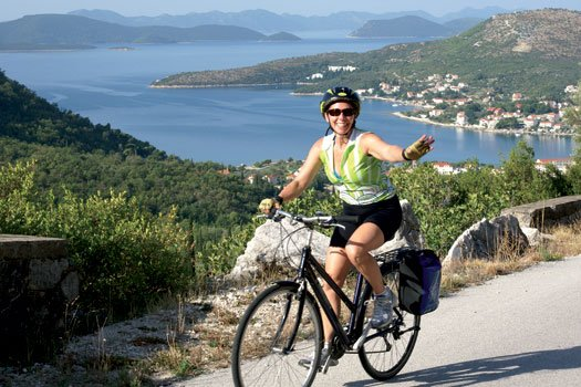 Croatia - Guided cycling multi-day tours