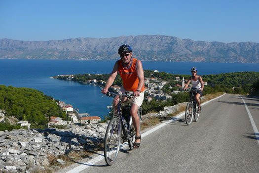 Croatia - Guided cycling one-day tours