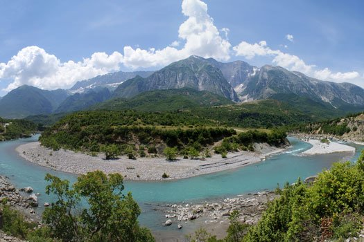 Explore Albania - Cycle Croatia