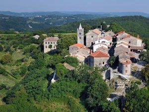Hum - Croatian Bucket List - Cycle Croatia