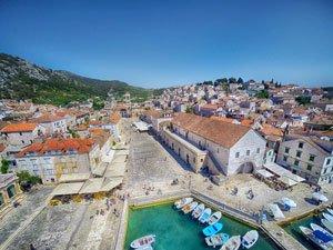 Hvar - Croatian Bucket List - Cycle Croatia