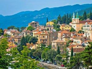 Opatija - Croatian Bucket List - Cycle Croatia