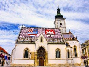 Zagreb - Croatian Bucket List - Cycle Croatia