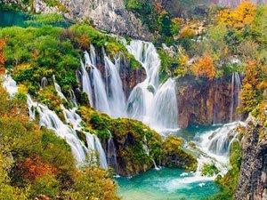Plitvice National Park - Croatian Bucket List - Cycle Croatia