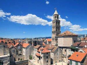 Split - Croatian Bucket List - Cycle Croatia