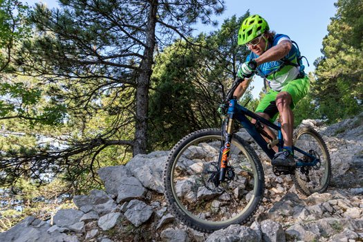 guided multi-day MTB trips Kvarner Bay - Cycle Croatia