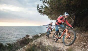Hotel & MTB multi-day tour Parenzana - Cycle Croatia
