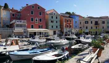 Cycling Cruise Kvarner Bay - Cycle Croatia
