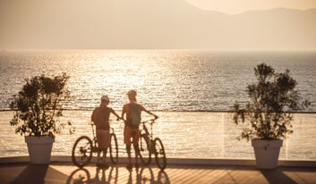 Hotel & MTB multi-day tour Rabac/Istria - Cycle Croatia
