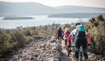 Hotel & MTB multi-day tour on Krk Island - Cycle Croatia