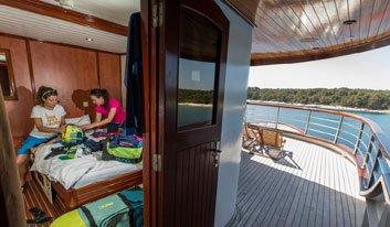 MTB Cruise Kvarner Bay Special - ship Andela Lora