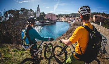 MTB Cruise Kvarner Bay Standard - bike ride