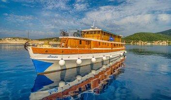 MTB Cruise Kvarner Bay Standard - Ship Linda