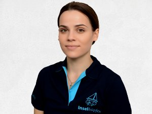 Ana Mađor Božinović - staff member Cycle Croatia