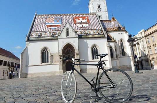 Zagreb city sightseeing day tour by bike - Cycle Croatia