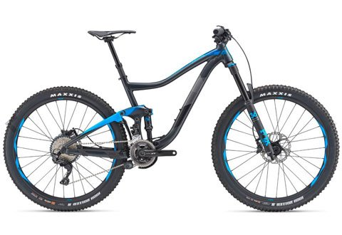 Fully MTB Giant Trance 1.5 - bike rental Croatia