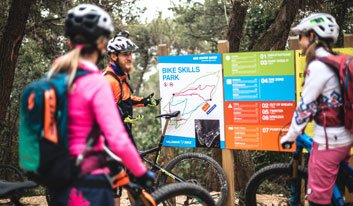 Skitaca MTB Day Tour from Rabac/Istria