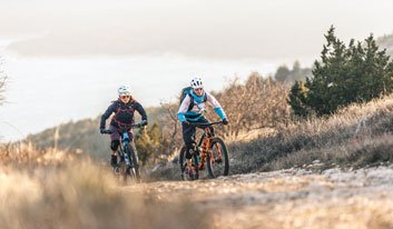 Ucka MTB Day Tour from Rabac/Istria