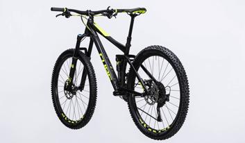 Fully Cube Stereo 140 HPA Race - bike rental Croatia