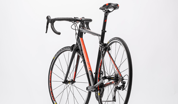 Race Bike Cube Attain SL - bike rental Croatia