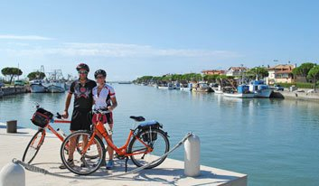Hotel & Bike Tour from Venice to Porec - Cycle Croatia