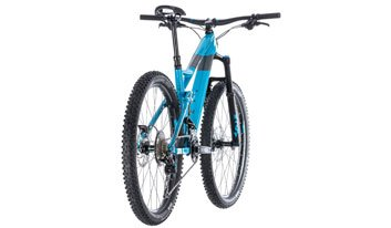 Fully MTB Cube Stereo 140 HPC Race - bike rental Croatia