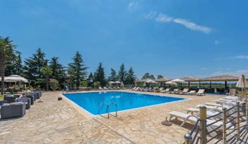 Villa Gloria Porec - bike-friendly hotel Istria