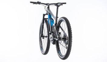 E-Fully Cube Stereo Hybrid 120 HPA - bike rental Croatia