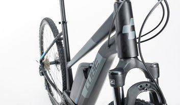 e-bike Cube Cross Hybrid Pro - bike rental Croatia