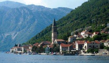 Hotel & Bike multi-day tour Montenegro - Cycle Croatia