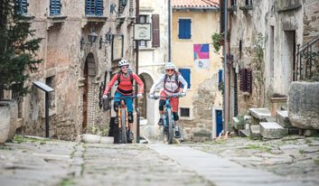 Parenzana MTB day tour from Rabac/Istria