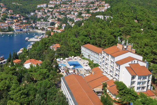 Hotel Allegro in Rabac