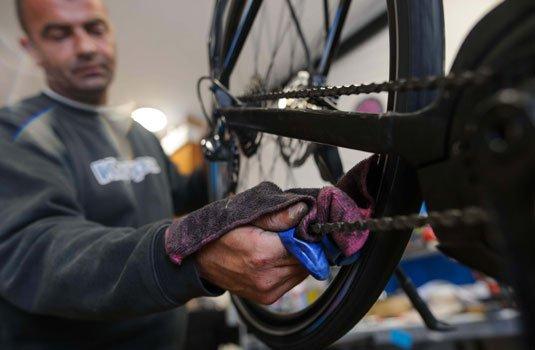 Bike Center Labinci in Istria