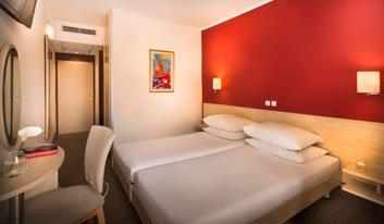 Hotel Allegro in Rabac