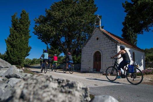 E-Bike Tagestour ab Porec
