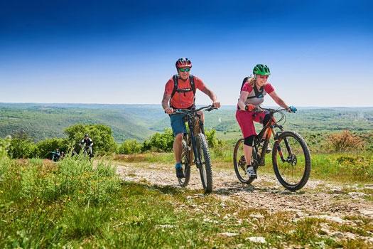 Weekend Bike & Gourmet in Rovinj
