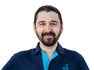 Cycle Croatia staff member Senad Filipovic