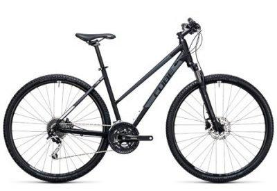 Cube Nature black'n'white treking bicikl