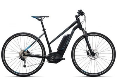 E-Bike Cube Cross Pro